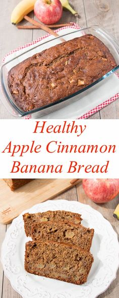 This moist and delicious banana bread is packed with flavor and goodness. It's made with whole wheat flour, coconut oil and is dairy-free.