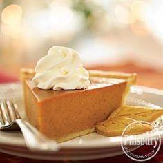 Sweet Potato Pie from Pillsbury® Baking
