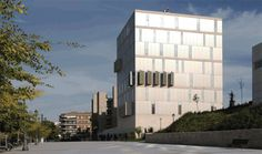 Gallery of the post: Library in Madrid | Architektura a design | ADG