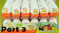 HUGE 48 KINDER JOY EGG OPENING Part 3 HD Tags : 2015, hd, hq, Huge Joy opening, Joy opening, Kinder Joy, Kinder Joy egg opening, Kinder Surprise joy eggs, new, Playlist avaible.