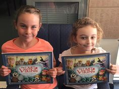 """Winners of the """"design a book cover competition"""" by visiting Author Norman Jorgensen."""