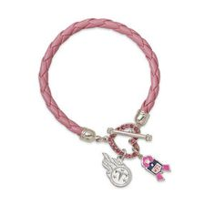 NFL - Tennessee Titans Breast Cancer Awareness Bracelet    http://www.walmart.com/browse/sports-outdoors/sports-fan-shop/4125_1063984/?tab_value=all=league%3aNFL||sports_team%3aTennessee+Titans_store=968=false=60_60