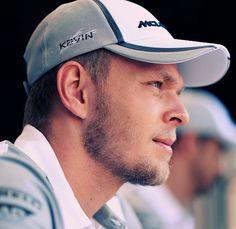 Kevin Magnussen - McLaren Mercedes