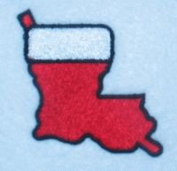 Put Louisiana in your stocking stuffers :)