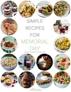 Simple Recipes Memor