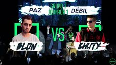 Blon vs Chuty (Jornada 1 Grupo 1) - Most Wanted Spain 2017 -   - http://batallasderap.net/blon-vs-chuty-jornada-1-grupo-1-most-wanted-spain-2017/  #rap #hiphop #freestyle