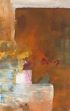 """"""" Helen Frankenthaler, Royal Canyon, 1991, acrylic on canvas """""""