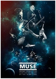 MUSE - DRONES WORLD TOUR - AMSTERDAM - ZIGGODOME 07/09/10 MRT. 2016