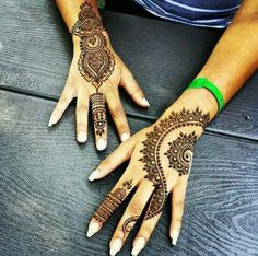 Guys Today I'm sharing a Beautiful collection Henna Mehndi designs for hands Images for your inspiration. These Coloring hands, Mehndi is a popular practice in Eid Mehndi Designs, Mehndi Patterns, Beautiful Henna Designs, Simple Mehndi Designs, Mehndi Designs For Hands, Mehndi Tattoo, Henna Tatoos, Henna Ink, Henna Tattoo Designs