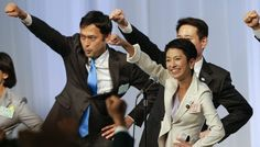 Renho Murata, a half-Taiwanese 48-year-old mother, is the new leader of the Democratic Party, but female participation in Japanese political life remains woefully poor.