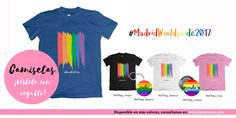 Camisetas bandera gay