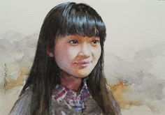 Acoustic Drawings The Shinji Ogata Gallery: Sweet Sixteen (Colour) 可憐な16歳 (カラー)