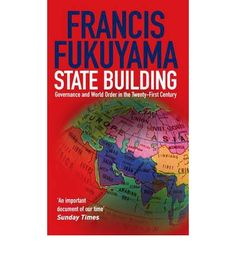 Weak or failed states - where no government is in control - are the source of many of the world's most serious problems, from poverty, AIDS and drugs to terrorism. This book explains the concept of state-building and discusses the problems and causes of state weakness and its national and international effects.