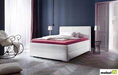 Łóżko MALTA - sklep meblowy Shabby, Layout, Furniture, Malta, Home Decor, Products, Design Ideas, Bedroom Bed, Decorations