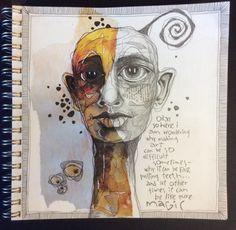 Deb Weiers - Journal Play