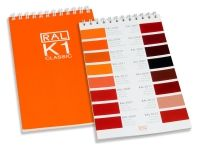 Ral K Classic Colour Chart  New Ral Fan Style Guide  Ral Color