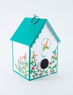 HAPPY fågelholk vit   Gardening   Övrig inredning   Inredning   INDISKA Shop Online