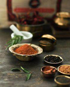 Saaru Podi – South Indian Spice Mix - Radhika Penagonda with the South Indian staple Spice Mix for everyday cooking, Saaru Podi. By Radhika Penagonda. Saaru = sambar in Kannada, the state language of Karnataka state.