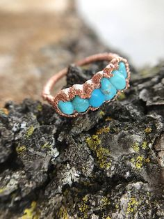Summer time jewlery Ready+to+Ship+Turquoise+Multistone+Ring