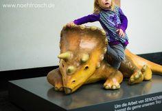 Senkenberg Museum Naturkunde Dinosaurier Frankfurt