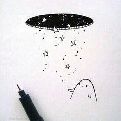 Shalinda, Zen Doodle Patterns, Doodle Patterns und mehr Pins, die auf P . Space Drawings, Doodle Drawings, Art Drawings Sketches, Doodle Art, Cute Drawings, Disney Drawings, Tumblr Drawings, Art Illustrations, Easy Pencil Drawings