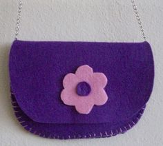 felt bag for girl