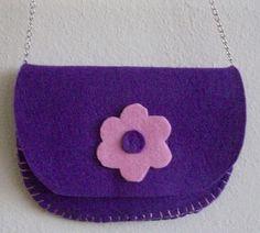 felt bag for girl