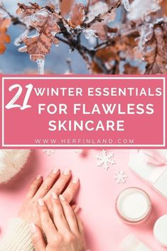 Does the harsh winter get your skin feeling dull and dry? This ultimate list of skincare products works perfectly for cold weather in Finland or anywhere in the world. #finland #finnishproducts Winter Essentials, Beauty Essentials, Beauty Hacks, Nordic Style, Scandinavian Style, Nordic Wedding, Nordic Fashion, Scandi Chic, Honeymoon Ideas