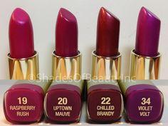 Milani Color Statement Lipsticks Swatches...http://formeitworks.blogspot.com/2013/03/more-milani-color-statement-lipsticks.html#