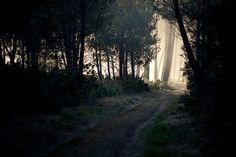 Back road.