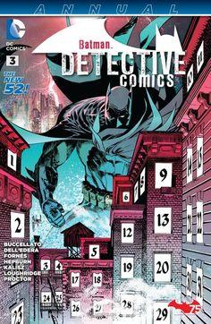 Detective Comics Annual (2011) #3 #DC #DetectiveComics #New52 (Cover Artist…