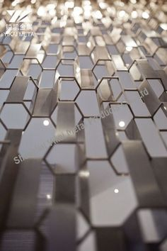 ideas for metal screen architecture texture Wall Patterns, Textures Patterns, Architecture Details, Interior Architecture, Texture Metal, Partition Screen, Partition Design, Beton Design, Metal Screen