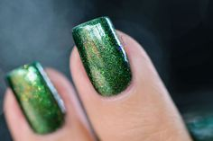 Spell Polish is a boutique/indie nail lacquer with a luxurious formula of glitters, micas and pigments- MINUS the toxins! Spell yourself well! Wood Nails, Out Of The Woods, Sakura, Nail Art, Spelling, Swatch, Rings For Men, Polish, Beautiful
