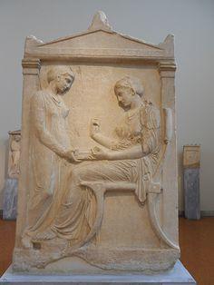 stele di Hegeso | by Pivari.com