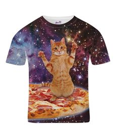 5e5b85e5f pizza cat in space t shirt Graphic Tee Shirts, Cat Shirts, Pizza Cat,
