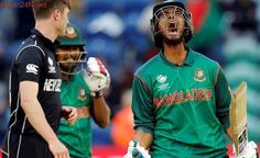 ICC Champions Trophy 2017: Mashrafe Mortaza hails 'phenomenal' partnership between Shakib Al Hasan, Mahmudullah