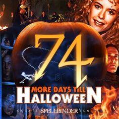 Halloween Countdown, Wonderful Time, Movie Posters, Movies, Art, Art Background, Films, Film Poster, Kunst