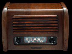 Teletone 100 Unique Antique Bluetooth Radios. Vintage retro MP3 docking stations.