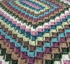 Hungarian Crochet Rug Pattern