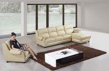 AE-L302L-TAN-IV 3 Pcs Tan Ivory Sectional Sofa Set