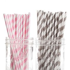 Koyal Wholesale- Bubblegum Pink & Gray 50 pack $6.75