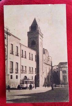 Cagliari - Cattedrale -Primi del '900