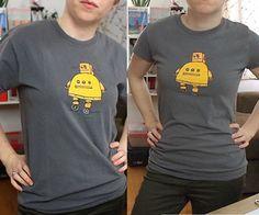 T-Shirt Mod: Boxy to