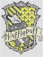 Hufflepuff Embroidery- How To by ~Ronjaliek on deviantART