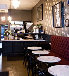 Kaper Design; Restaurant & Hospitality Design: Cartola