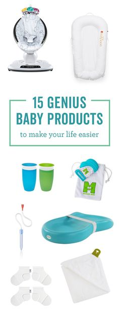 The definitive list of best products for baby that'll make your life as a parent easier.