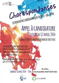 Chorespondanses, Rencontres Chorégraphiques de Triel-sur-Seine, Triel-sur-Seine (78510), Ile-de-France