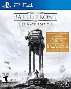 Star Wars Battlefront Ultimate Edition - PlayStation 4 El...