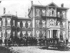 Old Psychiatric Hospitals | SBA - Old Hamilton Psychiatric Hospital