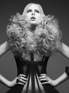 For my couture bridal assessment I think am going to do this hairstyle on my model and add accessories on.